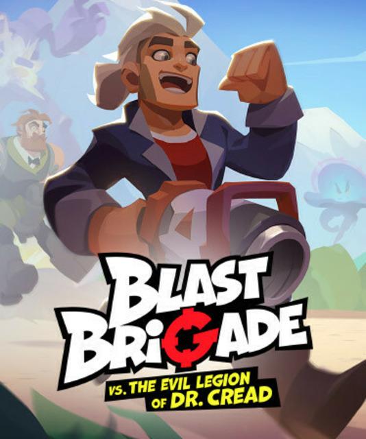 Blast Brigade vs. the Evil Legion of Dr. Cread