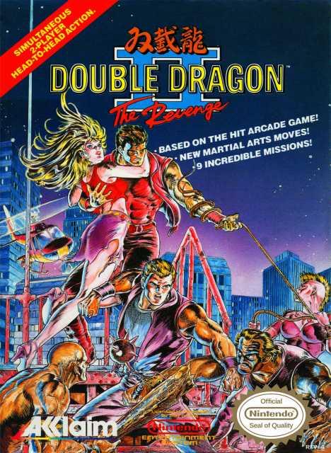 Double Dragon II: The Revenge