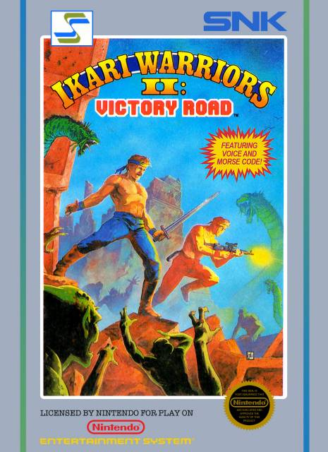 Ikari Warriors II: Victory Road