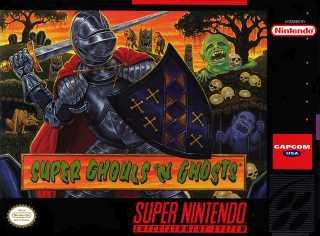 Super Ghouls 'N Ghosts