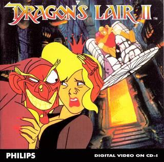 Dragon's Lair II: TimeWarp