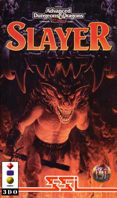 Advanced Dungeons & Dragons: Slayer