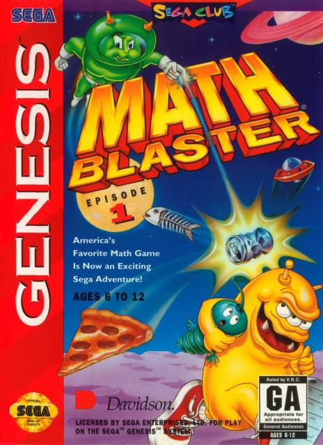 Math Blaster: Episode 1 - In Search of Spot