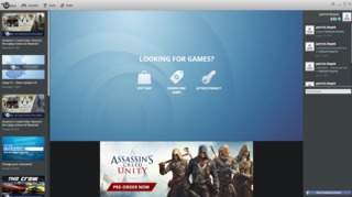 What you see when loading up uPlay these days.