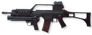 HK G36K AG36