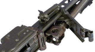 MG 42 barrel exchange