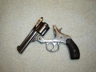 Top break Revolver