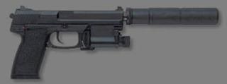 MK 23 SOCOM