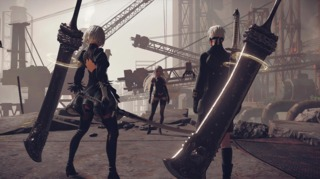 Have you been enjoying the cyborg action of NieR: Automata?