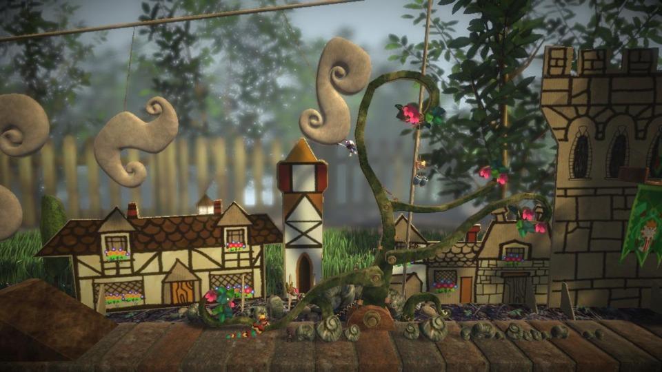 LittleBigPlanet gameplay