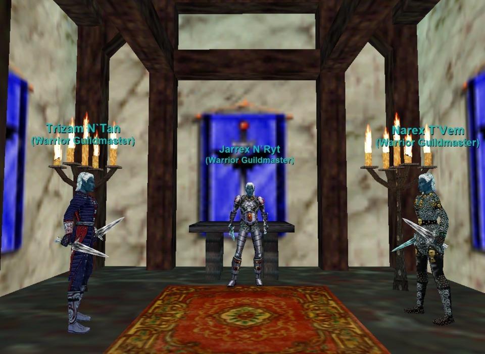 Warriors Guild