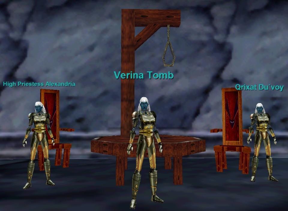 Verina Tomb