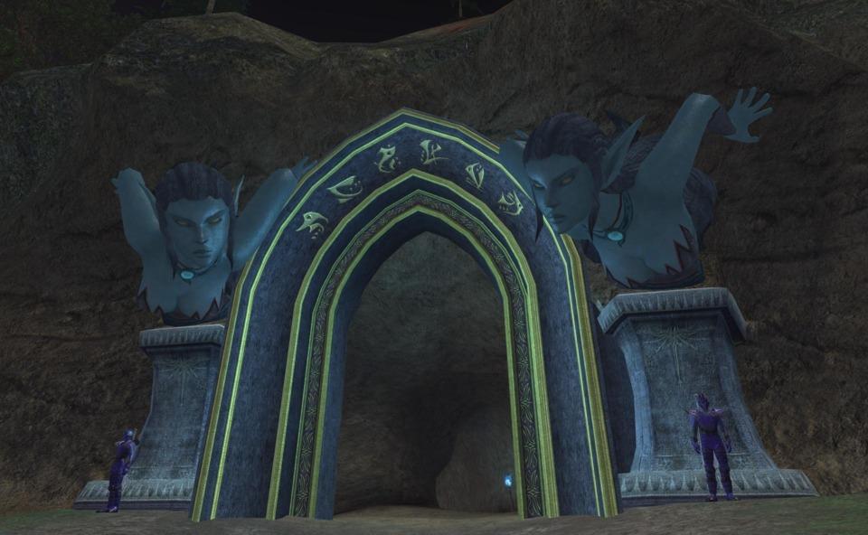 Neriak Entrance