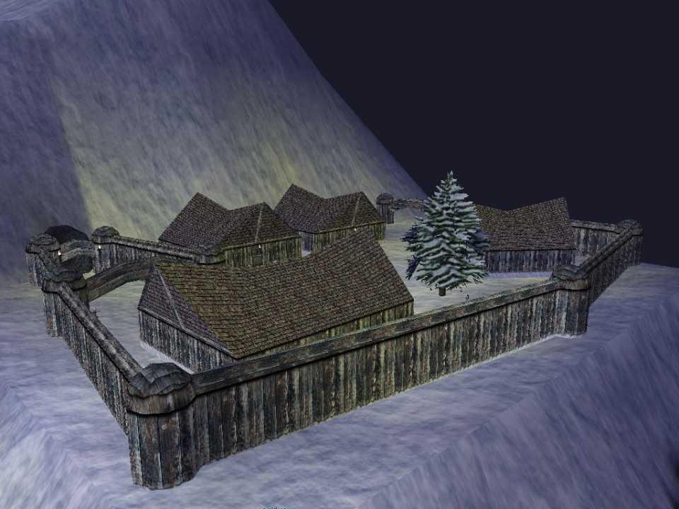 Kejekan Village