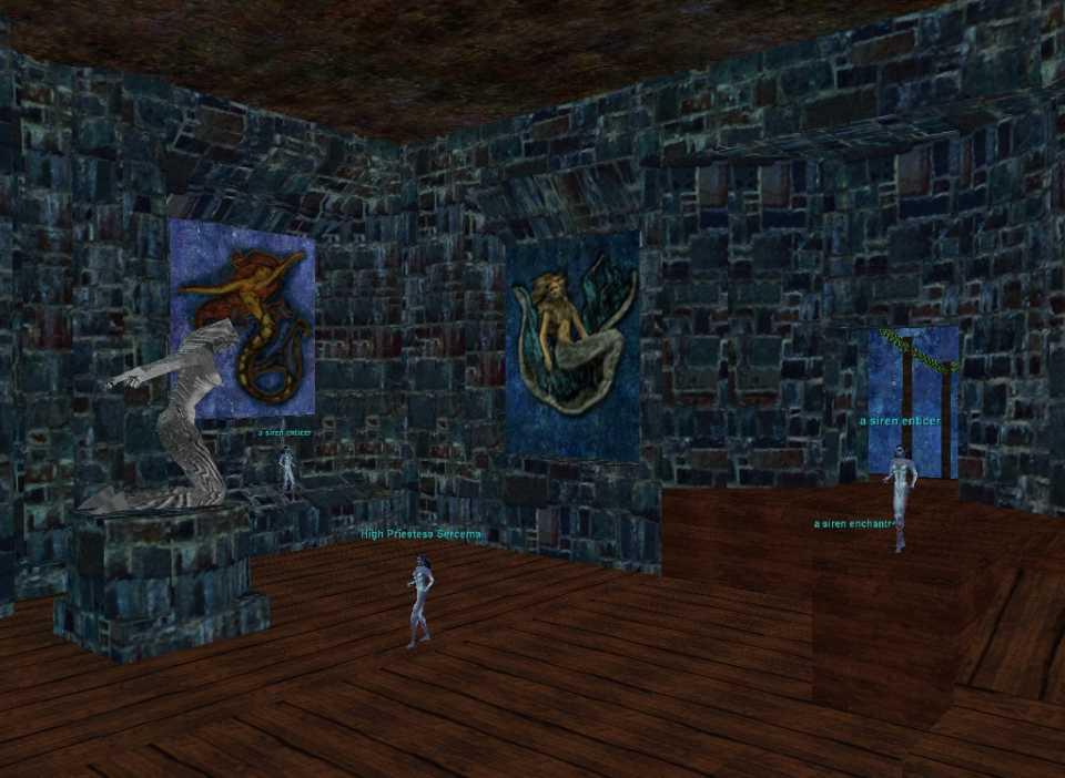 Siren's Grotto