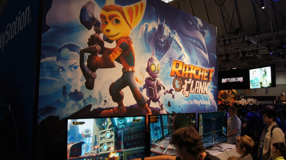 Ratchet & Clank at PAX East 2016