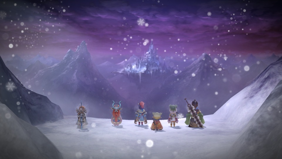 I spent my Thanksgiving alone guiding a woman through a snowy wasteland on a quest to kill herself. It was a good time, I swear!