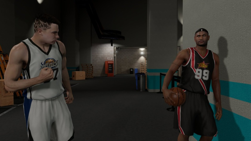 The new MyCareer mode is a weird, sometimes janky experience, but it's also way crazier and more entertaining than anything seen in the old MyPlayer mode.