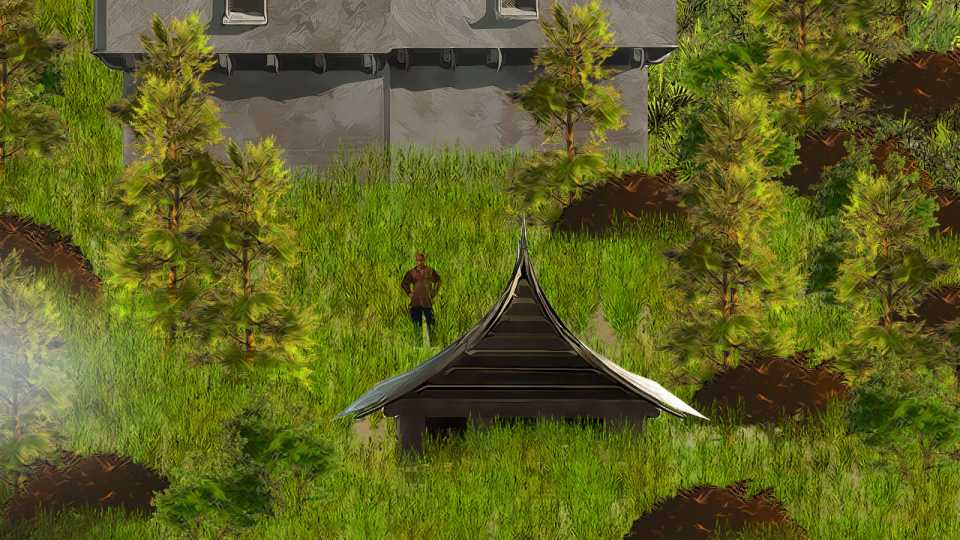 A pre-alpha screenshot
