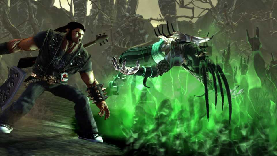 Brutal Legend was greeted with a mixed reaction, but almost everyone agreed it was hilarious.