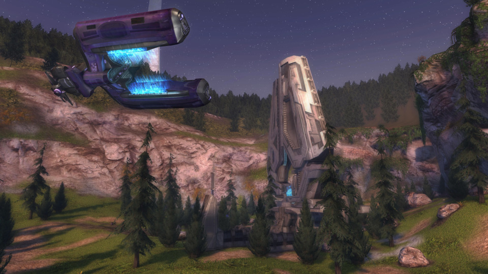 This is a nice way to preserve Halo: CE for posterity in HD.