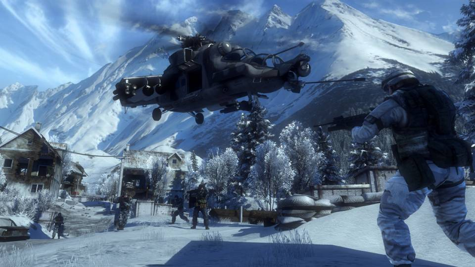 With a console release now a possibility, just how different will Battlefield 3 be from Bad Company 2?