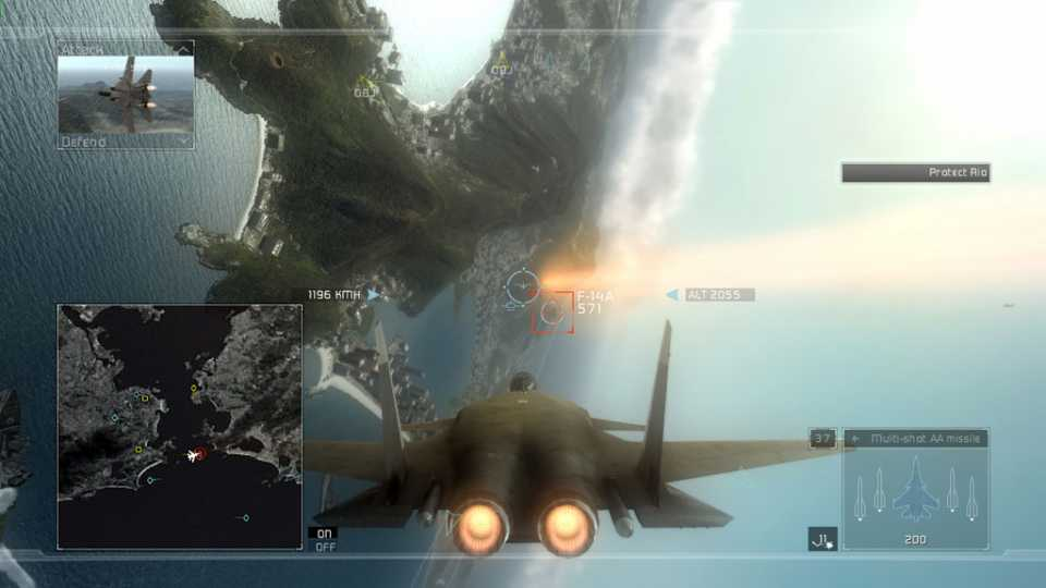 There's even a bootleg Ace Combat with the Tom Clancy brand on it.