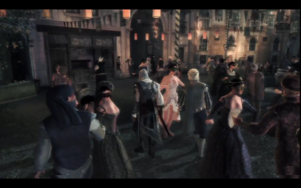 The Atmosphere of the Renaissance is a great element of this game