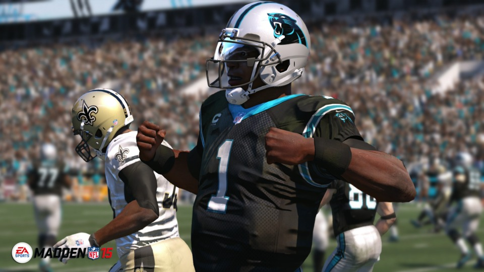 There were a lot of very good reasons to be disappointed with Madden NFL 25. Madden NFL 15 still disappoints in a few areas, but is generally a much more consistently entertaining game.