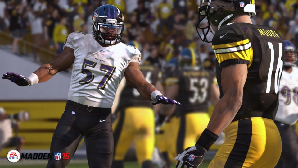 If you've stayed away from Madden for a few years--and certainly, no one would blame you if you have--Madden NFL 15 does enough right to justify taking the plunge again.