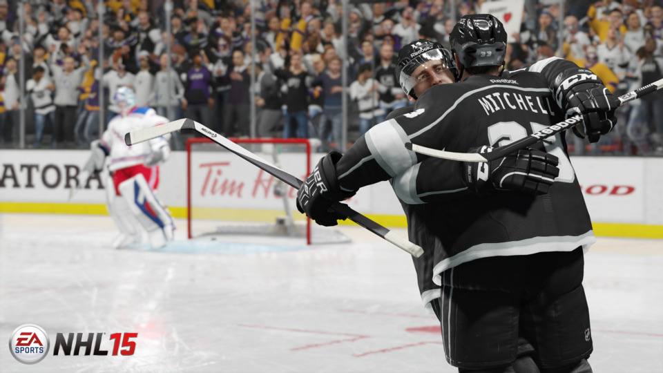 NHL 15 should have been a celebratory debut for the series on the new generation of consoles. Instead, it's a crushing disappointment.
