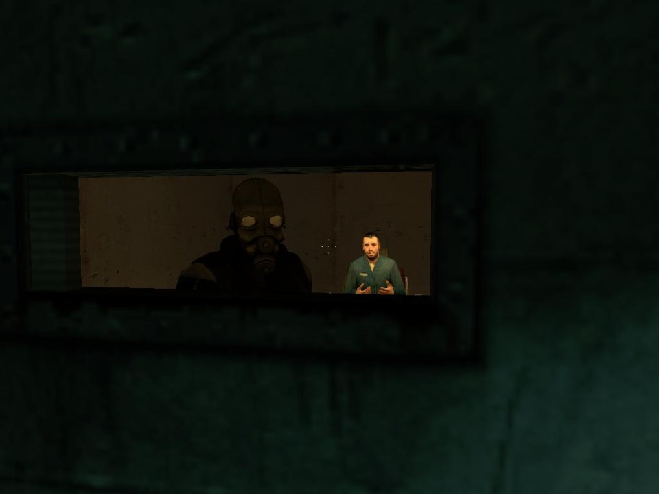 Half-Life 2 - Great interactive game