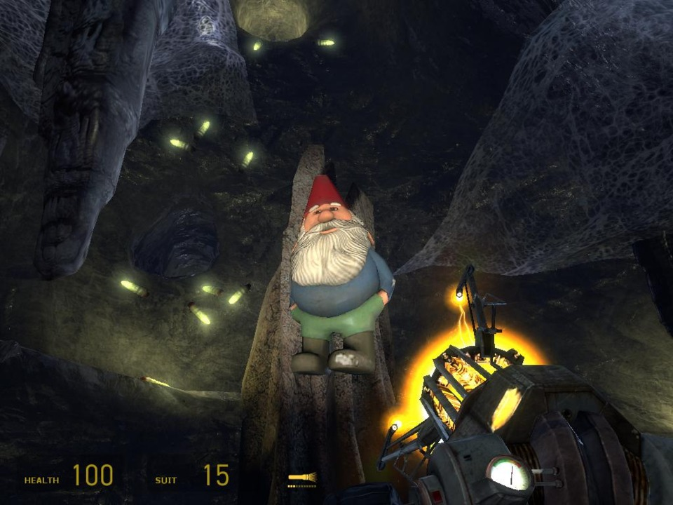 Gnome into space achievement