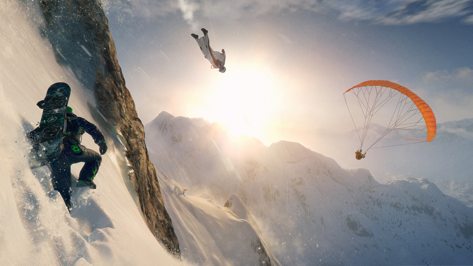 Does Ubisoft's extreme winter sports game appeal to you?