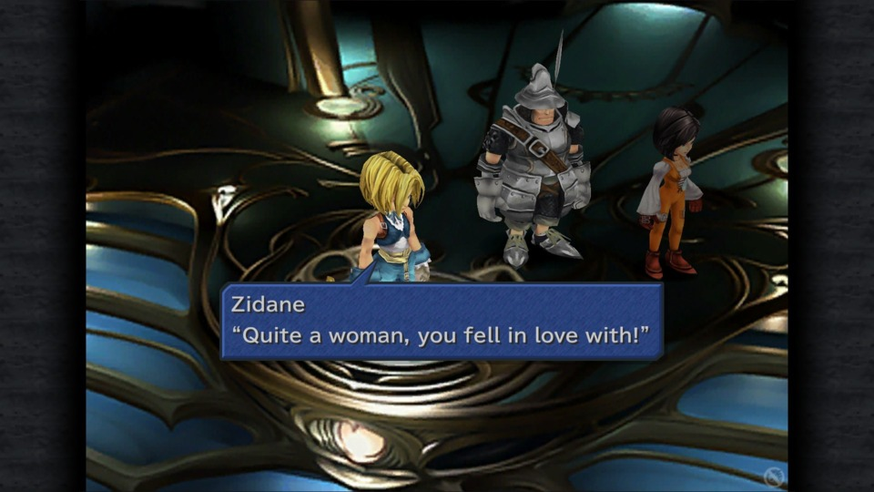 Zidane, do you have to be shitty right now?