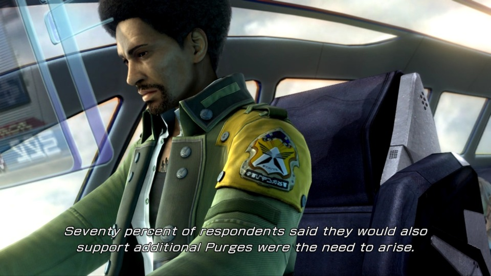 This game was developed during the early 2000s, and HOT DAMN does the story remind you of this fact!
