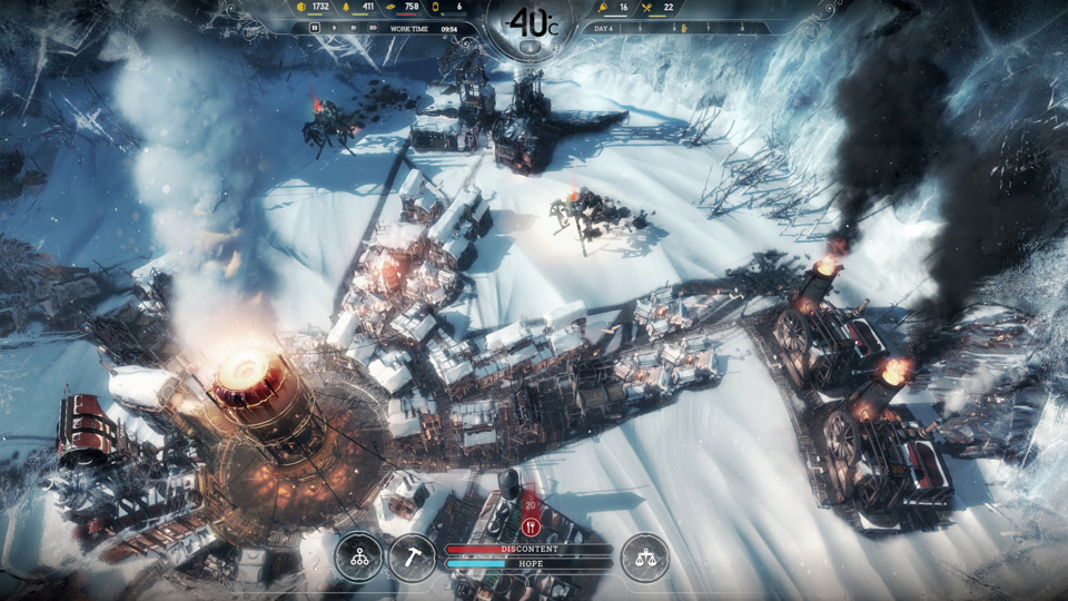 extintor's review shares why it is unfortunate Frostpunk came and went.