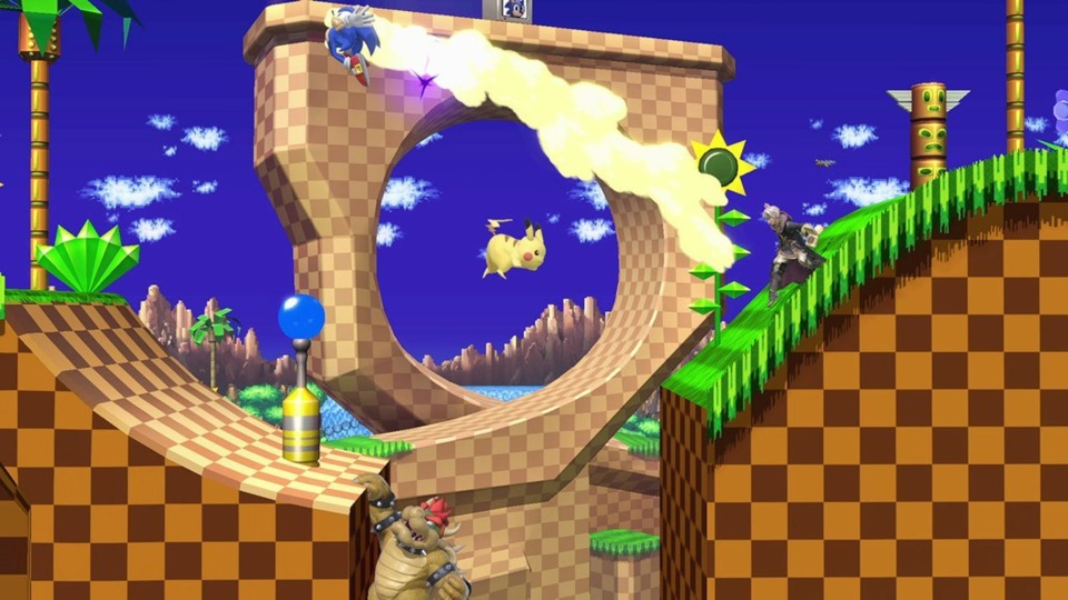 Smash is the best Sonic game. Change my mind.