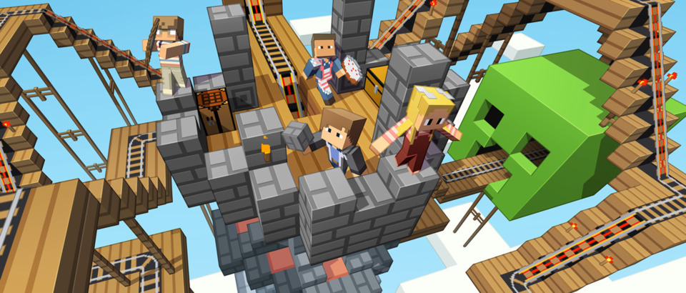 Minecraft is still cool, right?