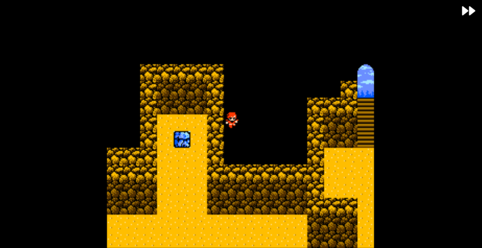 Seriously needing to find invisible walls as a mechanic is such a bizarre design choice.