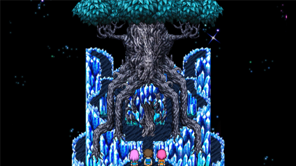 And if there was any debate about Exdeath being a tree... I present you with Exhibit A!
