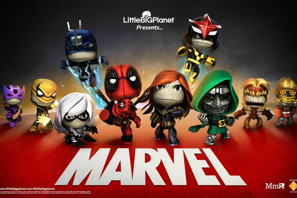 Though, it is worth mentioning a lot of LittleBigPlanet's cross-media promotional DLC has already been pulled for rights reasons.