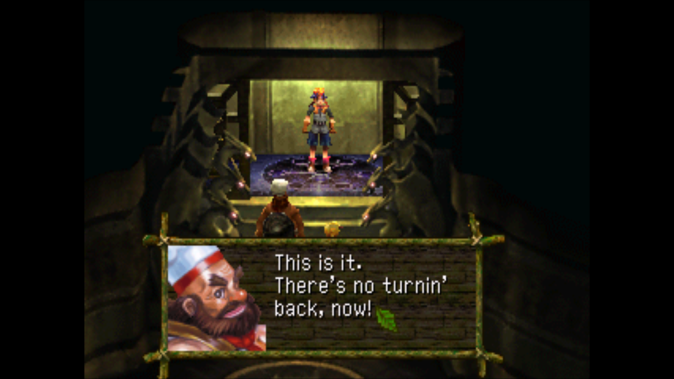 I will give Chrono Cross credit, its introductory abilitease is great and a lot of fun to play.