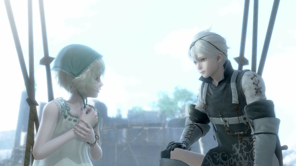 Nier is relevant again! Now, where's my next Drakengard game?