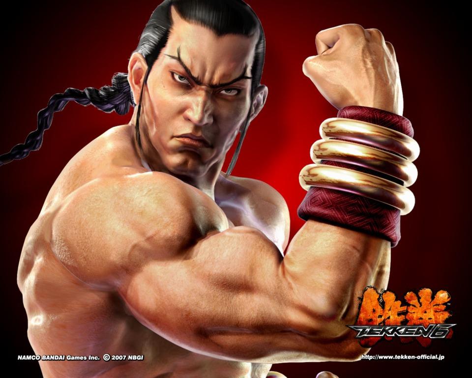Tekken 6 wallpaper for Feng Wei