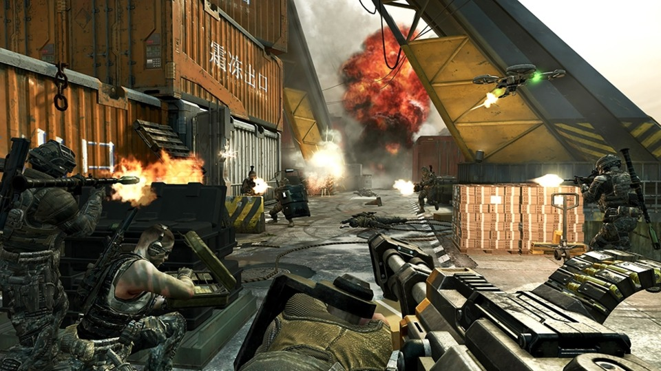 Black Ops 2's Multiplayer is still the best in it's class