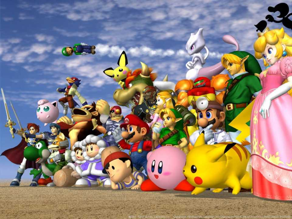 Melee, the most consistent source of joy in my life for over a decade. Okay, that might be a slight exaggeration.