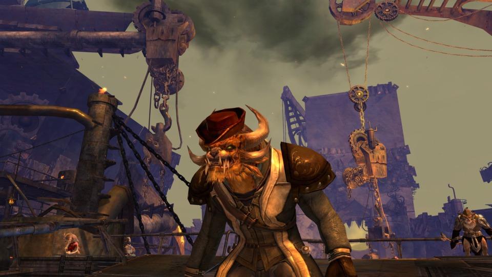 Dapper-lookin' Huntsman and Ranger of the Ash Legion - Oddo Gashprowler