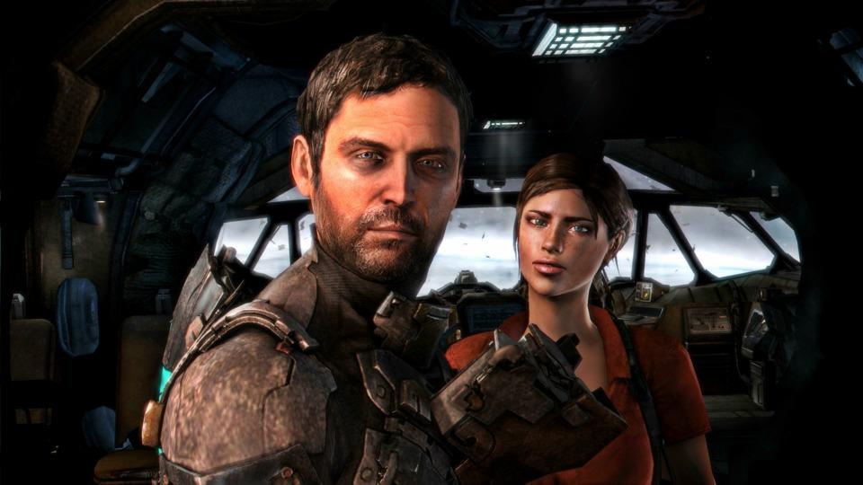 Ellie and Isaac return.