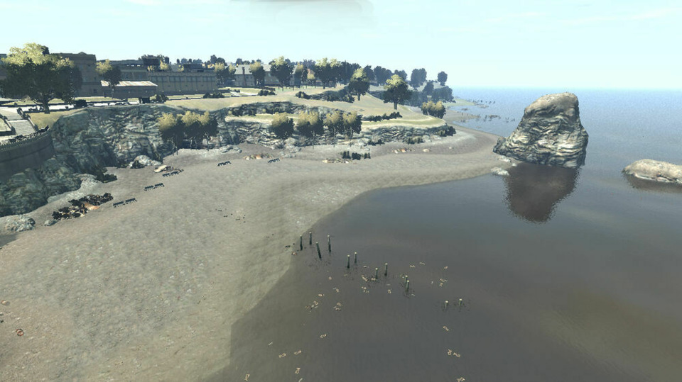 Westdyke Beach